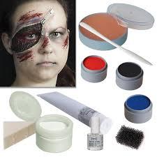 Halloween Makeup Sets by Halloween Makeup Set Zipper Face Zombie Makeup Theatrical Make