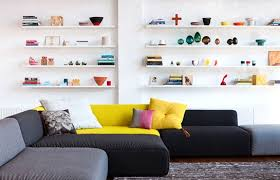 Wall Shelves Ideas Living Room Attractive Living Room Shelf Ideas Diy Floating Shelves Floating
