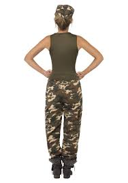 military halloween costume female camouflage army costume womens soldier costume ideas