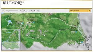 estate map maps of the biltmore estate nucloud