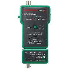 mastech network tester for coaxial bnc 10 200 ms6810 the home