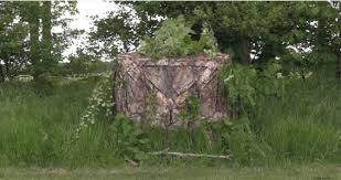 Bow Hunting From Ground Blind Bow Hunting From A Ground Blind About Bow Huntingabout Bow