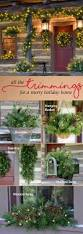 trim a home outdoor christmas decorations 25 unique outdoor garland ideas on pinterest outdoor xmas