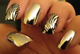 nail u0027d u0026 polish u0027d chrome nails