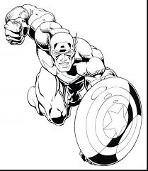 coloring pages captain america coloring sheet captain america