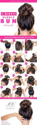 directions for easy updos for medium hair best 25 lazy hair updo ideas on pinterest lazy hair lazy girl