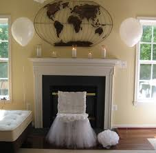 bridal shower chair for all things creative all white bridal shower