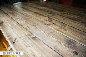 minwax weathered oak over special walnut wood stain colors