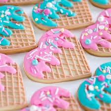 Easter Cookie Decorating Games by Best 25 Kawaii Cookies Ideas On Pinterest Cute Cookies Cat