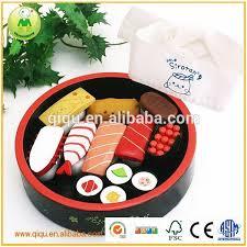 jeu de cuisine sushi éducatifs enfants maison de jeu en bois sushi cuisine jouet d autres