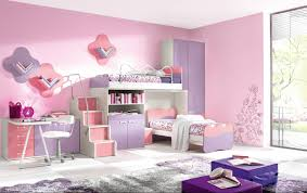 Pink Fur Chair Kids Room White Red Lacquered Wood Kids Bunk Bed Sale With