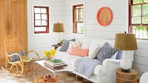 livingroom com 40 beautiful beachy living rooms coastal living
