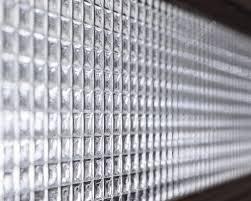 glass box architecture glass box wall pattern with reflection perspective u2014 stock photo