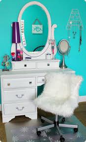 Diy Desk Chair Faux Fur Chair For A Retreat