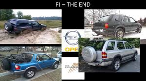 opel frontera 4x4 opel frontera 4x4 legends youtube