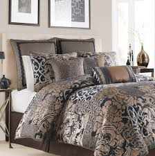 the ryland blue bedding collection is an updated take on the
