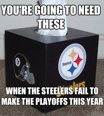 Anti Steelers Memes - funny anti steelers pictures steelers tissues youre going to