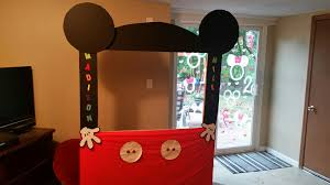 mickey mouse photo booth birthday party combo mickey and minnie mouse craftyartistkc