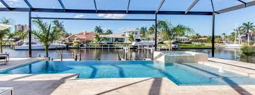 Cape Coral Florida Map Vacation Rentals