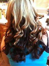 hair styles brown on botton and blond on top pictures of it 505 best hair images on pinterest hair colors hair cut and hair