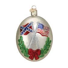 civil war ornament ornaments
