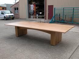 Timber Boardroom Table Oak Boardroom Table Bonners Furniture