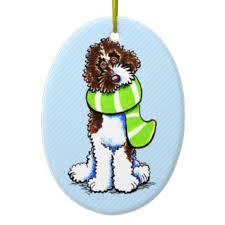 labradoodle ornaments keepsake ornaments zazzle