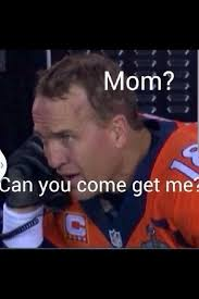 Peyton Superbowl Meme - this is what he did during the super bowl try not to laugh