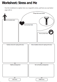 Health And Wellness Worksheets For Mental Wellness Ms Gruending S Room