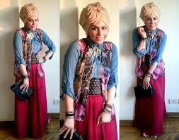 maxi dress the hijablog