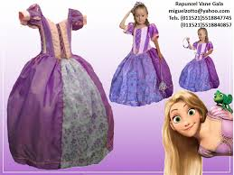 Tangled Halloween Costume Adults Girls Dress Party Disney Kids Adults Toddler Halloween