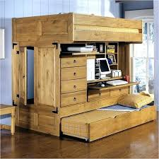 Bunk Bed With Desk And Trundle Murphy Bed Cabinet Ofor Me
