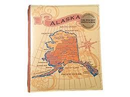 alaska photo album embossed alaska photo album holds 192 4x6 photo safe
