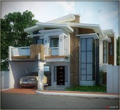 Modern Two Story House Plans Warm Modern Two Storey House Design Yupiii 3 Simple For Comfy On