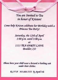 unique party invitation sles for birthday party unique invitation format for
