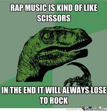 Rap Music Meme - the thing about rap music by redneckhipster meme center