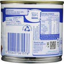 nestle reduced fat cream 250ml woolworths