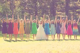 Wedding Colors Wedding Colors Colorful Rainbow Weddings