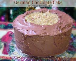 cooking with k german chocolate cake granny u0027s recipe