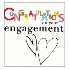 Wedding Engagement Congratulations Congratulations On Your Engagement Clipart 39