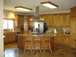 Kitchen With Brown Cabinets Kitchen Design Ideas With Oak Cabinets Outofhome