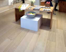 Wide Plank White Oak Flooring Custom Finish Avignon On Character Grade White Oak Contemporary