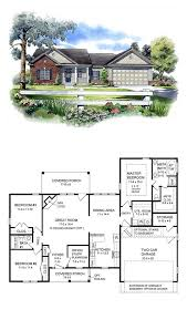 Cool Ranch House Plans 79 Best House Plans Images On Pinterest Dream House Plans House