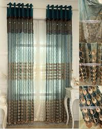 Sheer Teal Curtains Lovely Peacock Color Curtains And Style Best Peacock