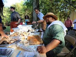 food historian reckons black roots southern food