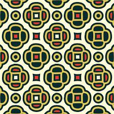 floral decorative wallpaper pattern photoshop vectors