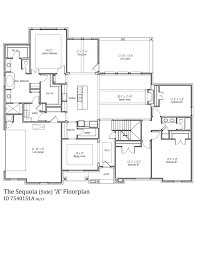 Side Garage Floor Plans by John Houston Custom Homes Dallas Fort Worth U2013 Midlothian U2013 Red