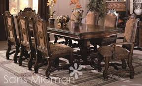 9pc dining room set 9 piece formal dining room sets pantry versatile stylish within