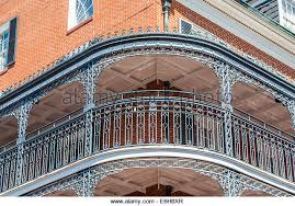 Decorative Wrought Iron Railings Wrought Iron Balcony Railing Stock Photos U0026 Wrought Iron Balcony