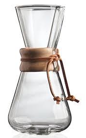 Amazon Com Method Daily Wood by Chemex 3 Cup Wood Neck Coffee Maker Amazon Co Uk Kitchen U0026 Home
